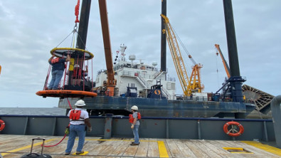 Salvage Crews Arrive at SEACOR Power Wreck