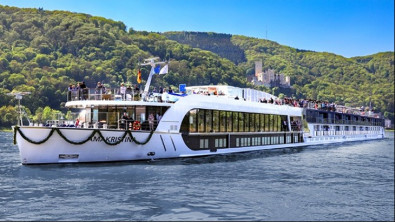 After Sailing One Ship AmaWaterways Extends Suspension for More Ships