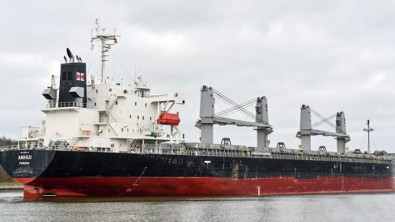Bulk carrier detained at Antwerp's Liberation Dock highlights continued crew change difficulties