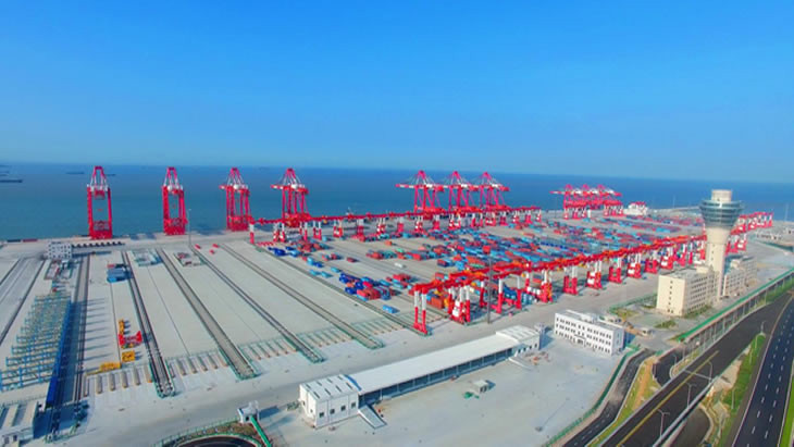 China seeks to accelerate green economy including shipping and ports