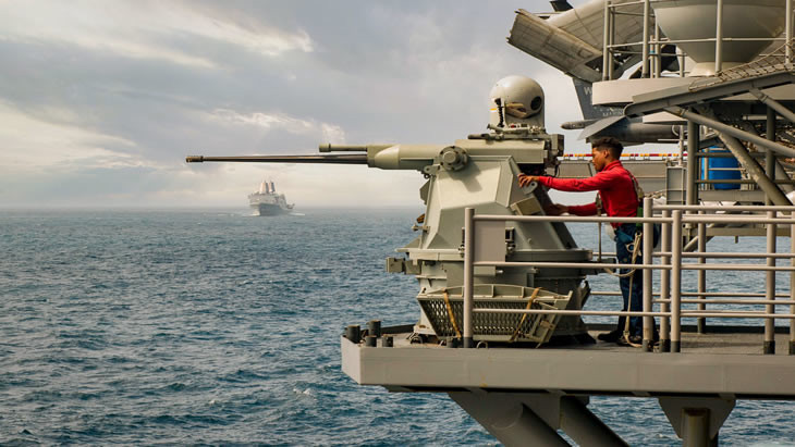 China Sends Two Spy Ships To US-Australia Naval Exercise