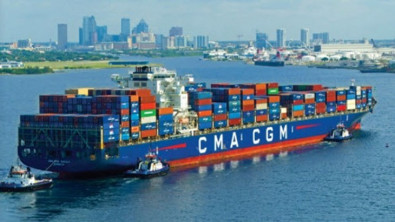 CMA CGM Expects Continued Improvements in 2020 Shipping Business