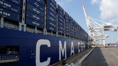 CMA CGM foresees container growth, especially on transpacific
