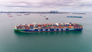CMA CGM to Expand LNG-Powered Fleet to 26 Vessels