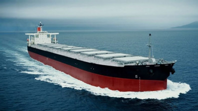 Coal carrier queue eases off northern China