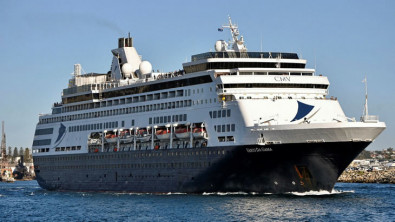 Former CMV Cruise Ship Sold at Auction to Portuguese Buyer