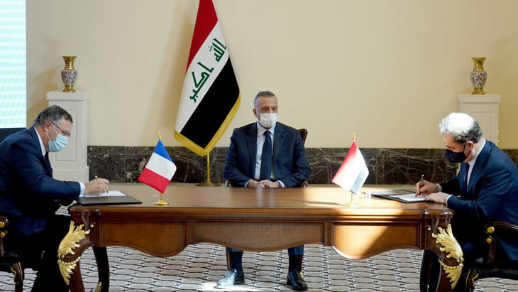 France's TotalEnergies signs $27bn oil, gas, solar deal in Iraq
