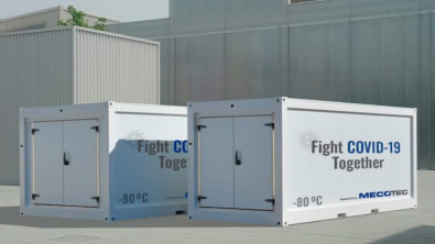 German cryogenics firm develops Covid-19 vaccine container solution