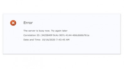 IMO tech troubles continue as website goes down