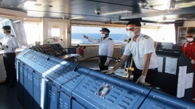 IMO will list all ports where crew change is possible