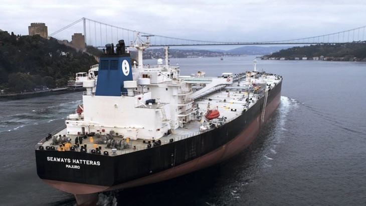 International Seaways completes merger with Diamond S Shipping to take fleet to over 100 vessels
