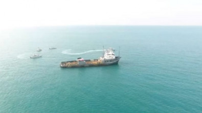 Iran seizes Panama-flagged vessel for alleged fuel smuggling