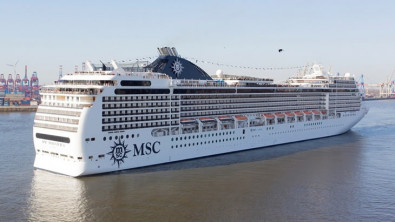 Italy Bans Large Cruise Ships From Venice