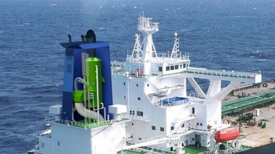 Japanese Research Demonstrates Carbon Capture Using Scrubbers