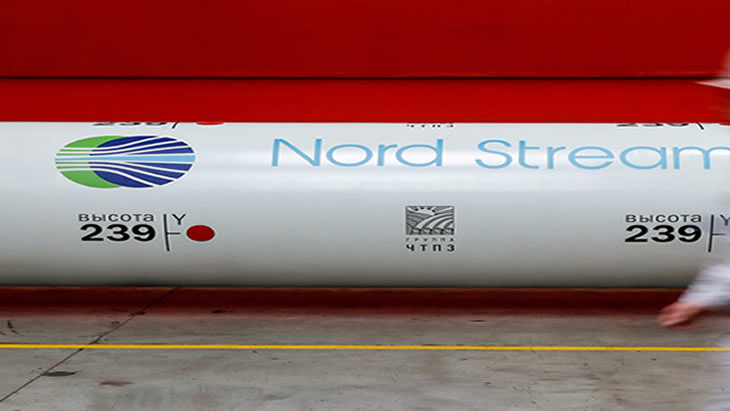 Just a Few Miles Go for Nord Stream 2 Pipeline, Says Putin