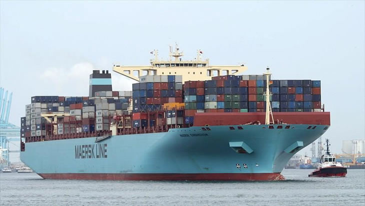 Maersk Eindhoven Cargo Loss: Engine Oil Pressure Triggered Loss of Propulsion