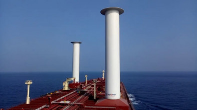 Maersk Tankers sells product tanker fitted with rotor sails