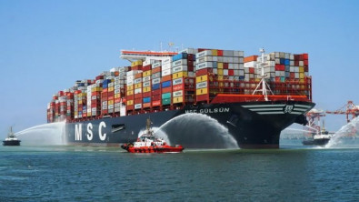 MSC tipped to overtake Maersk at the top of the liner rankings