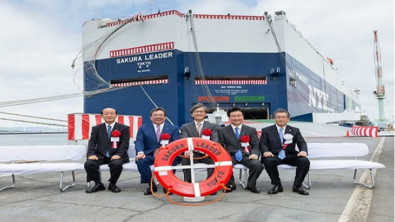 NYK to build new LNG-fuelled car carrier fleet