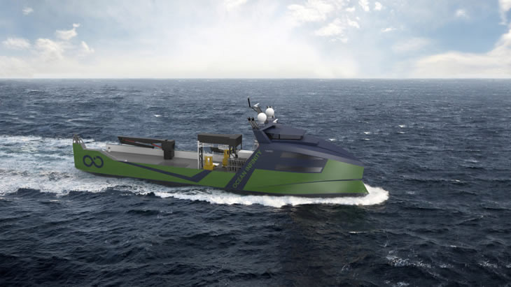 Ocean Infinity Orders Eight Remote-Operated Ships at VARD