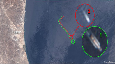 One more Israeli ship attacked
