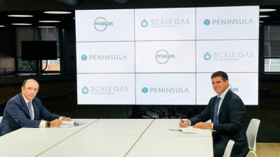 Peninsula and Enagás partner to build LNG bunker vessel