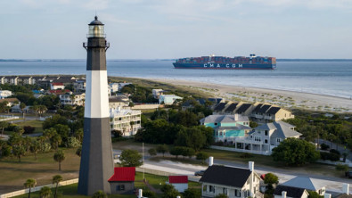 Port of Savannah Moves Over 5 Million TEU in FY2021