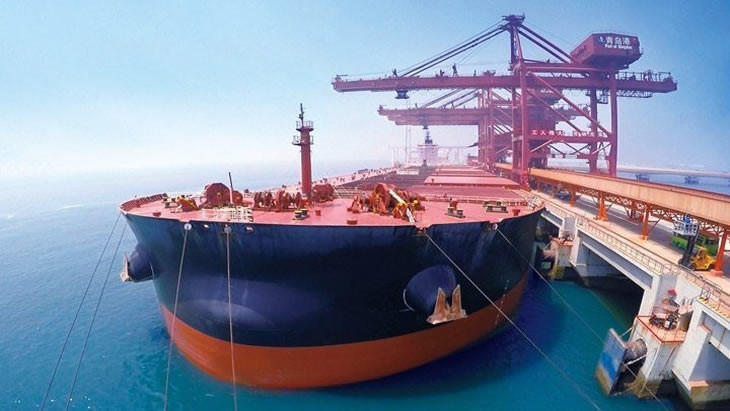 Record number of dry bulk ships hit by port congestion