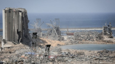 Report: More Ammonium Nitrate Found at Port of Beirut