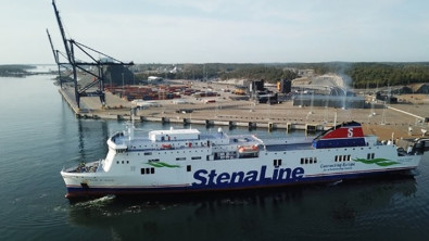 Stockholm Opens Ro-Ro Terminal as Next Phase in New Port Operations