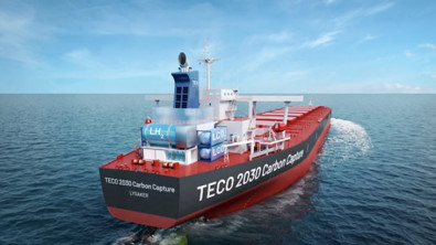 TECO 2030 teams up with Chart Industries on developing CCS solutions