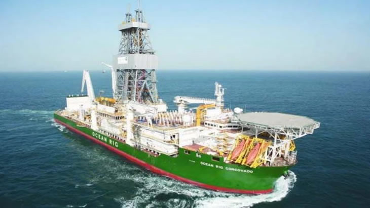 Transocean adds $297 million to backlog as Petrobras extends two drillships