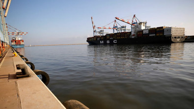 UAE Freighter Docks in Israel's Haifa Port First Time Since Peace Deal Signed, Netanyahu Says