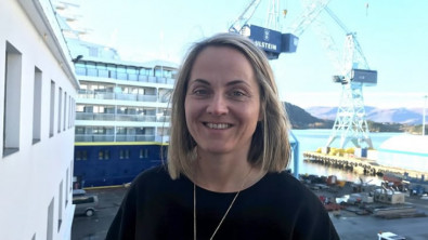 Ulstein appoints Cathrine Marti as new CEO