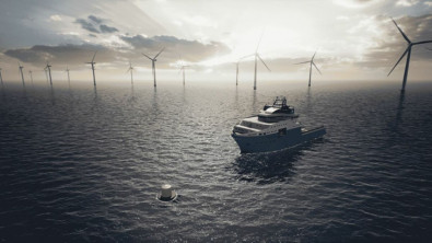 Ørsted and Maersk Supply Service to test offshore mooring station/charging buoy